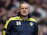 Leeds caretaker manager Neil Redfearn shouts instructions during the npower Championship match between Charlton Athletic and Leeds United at the Valley on April 06, 2013