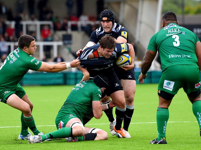 Result: Falcons ease past Welsh