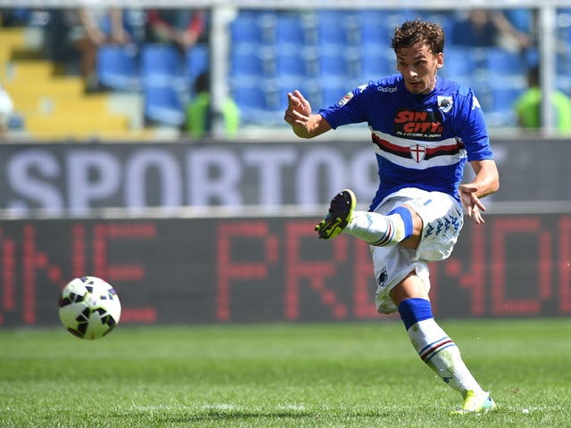 Result: Sampdoria see off Brescia in Coppa Italia