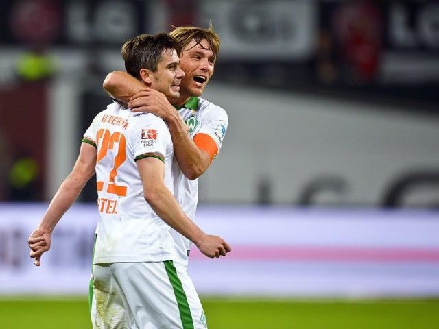 Result: Werder advance in DFB-Pokal