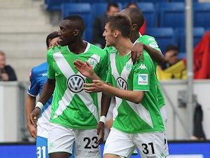 Result: Wolfsburg win to reach fourth