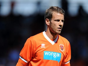 Orlandi, Davies give Blackpool lead