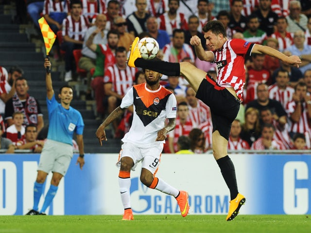 Live Commentary: Athletic Bilbao 0-0 Shakhtar Donetsk - as it happened