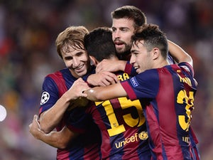 Pique in fitness race for Russia game?
