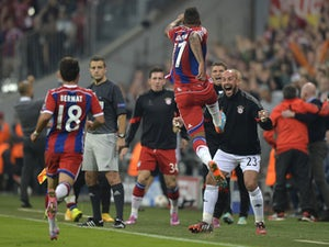 Live Commentary: CSKA Moscow 0-1 Bayern Munich - as it happened