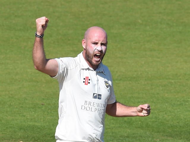 Cricket roundup: Chris Rushworth becomes Durham's top first-class wicket-taker