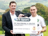 FC Salzburg versus Celtic on BT Sport