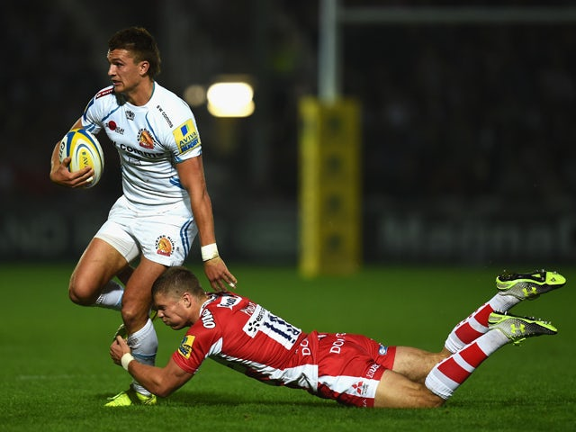 Result: Exeter hold on to beat Gloucester