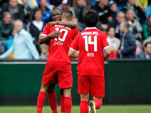 Result: FC Twente come from behind to draw