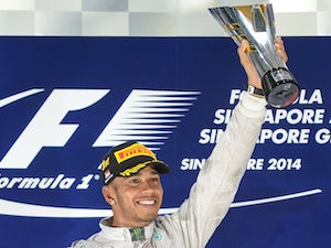 Hamilton: 'Mercedes years best of life'
