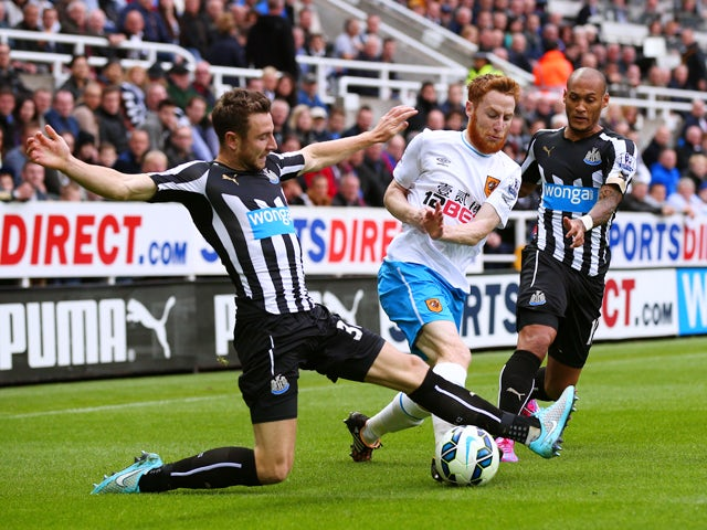 Result: Cisse brace helps Newcastle salvage draw