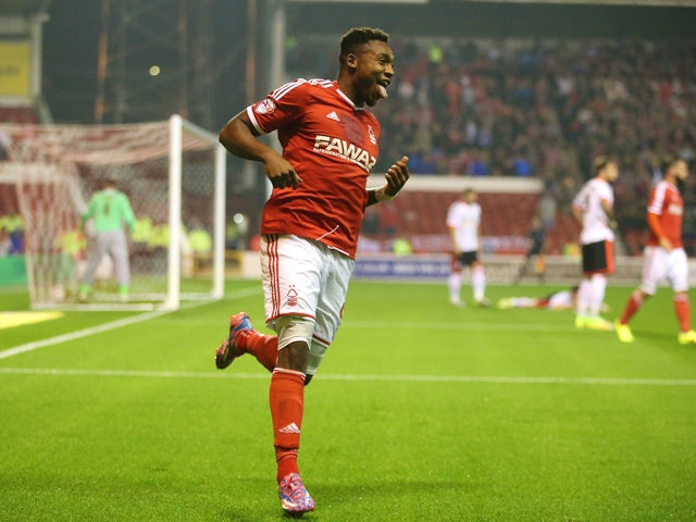 Result: Forest thrash Ipswich to beat the drop
