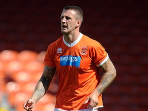 Clarke set for Blackpool return