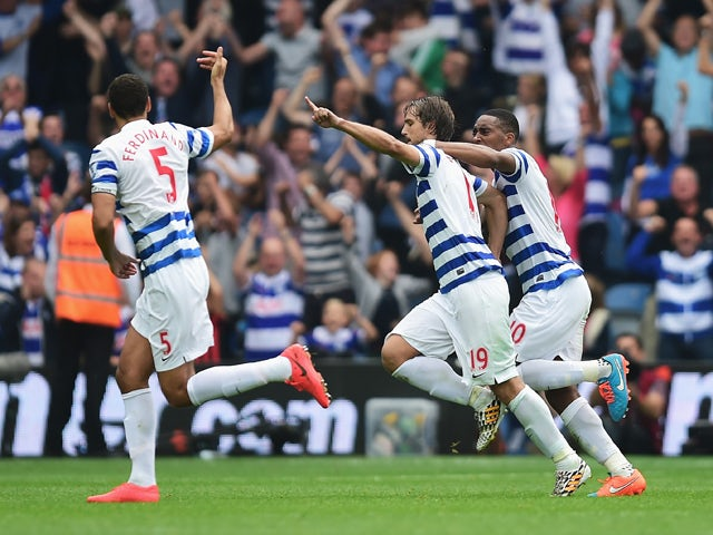 Result: Late Kranjcar strike secures draw for QPR