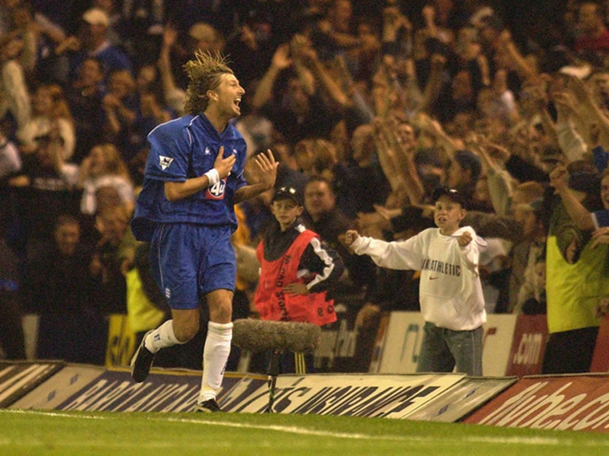 On This Day Robbie Savage Joins Blackburn Rovers Sports Mole