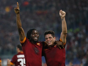 Roma edge in front against Feyenoord