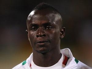 Injured Mane named in Senegal squad