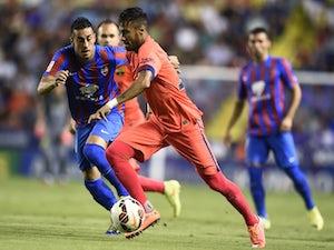 Camarasa strike earns Levante point