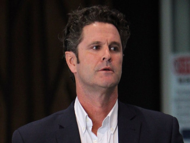 Chris Cairns on the road to recovery after revealing he suffered spinal stroke