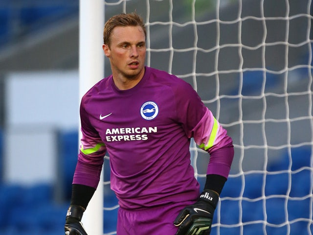 Result: Luckless Brighton made to wait for title