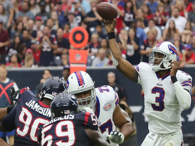 Result: Texans edge out Bills at the NRG Stadium