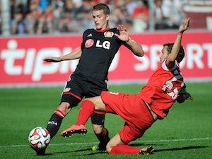 Freiburg hold Bayer Leverkusen to draw