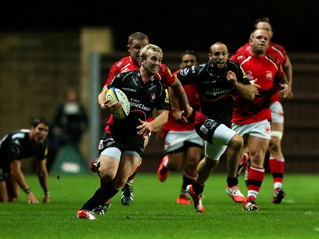 Result: Winless London Welsh thumped by Gloucester