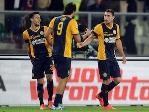 Genoa let two-goal lead slip