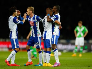 Arminia knocked out by Hertha