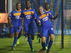 L2 roundup: Shrewsbury joint top with Wycombe, Burton
