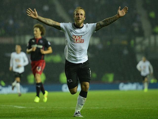 Result: Derby earn deserved win over Reading