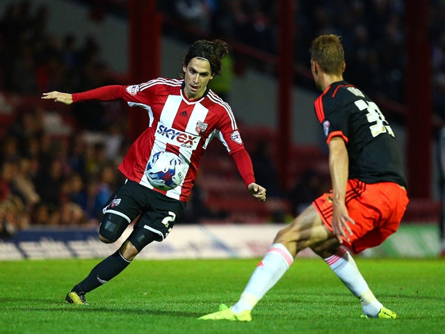 Result: Brentford spoil Milanic's day with win