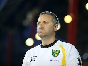 Team News: Norwich City make two changes