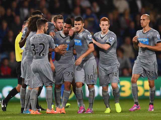 Result: Ten-man Newcastle win in extra time