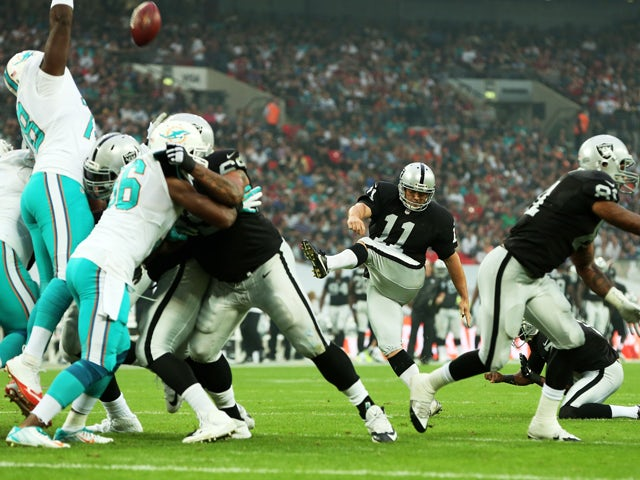 Result: Dolphins condemn Raiders to fourth loss
