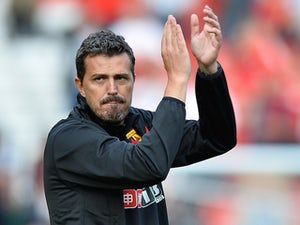 St Etienne appoint Oscar Garcia as manager