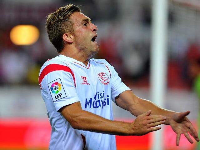 Result: Sevilla grab narrow win at Granada