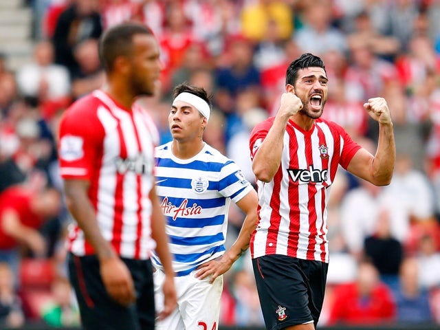 Result: Southampton see off struggling QPR