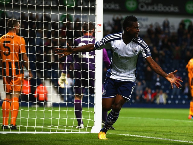 Result: Baggies late show stuns Hull