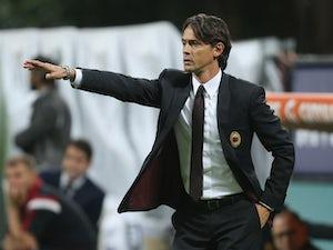 Inzaghi surprised by Milan display