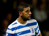 Adel Taarabt of QPR looks on during the Capital One Cup Second Round match between Burton Albion and Queens Park Rangers at Pirelli Stadium on August 27, 2014