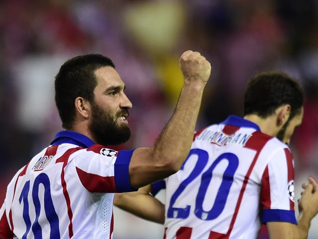 Result: Atletico beat Juve in feisty clash