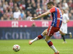 DFB-Pokal roundup: Bayern ease through