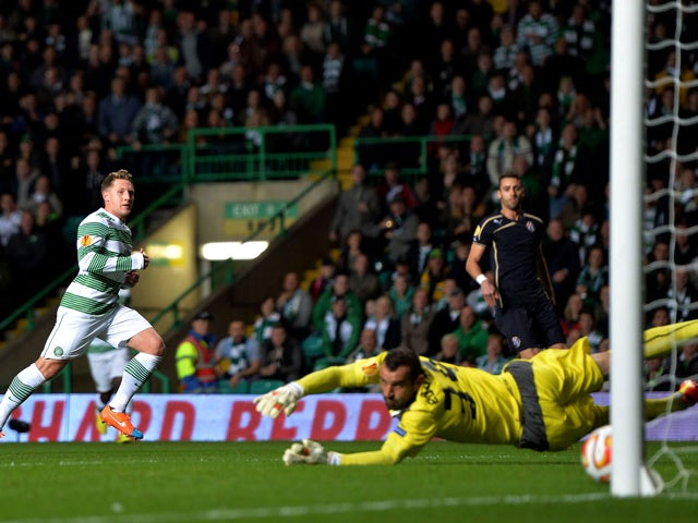 Result: Celtic hang on for Europa League win