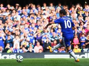 Hazard: 'I'm not yet world class'
