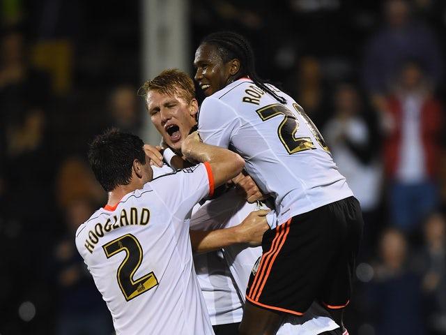 Result: Fulham hammer Bolton