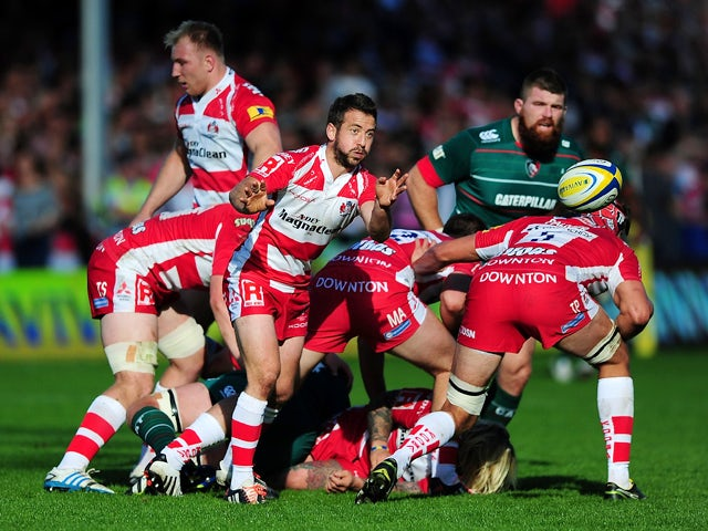 Result: Gloucester too strong for Leicester