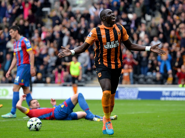 Result: Diame, Jelavic secure Hull win