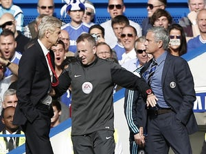 Wenger: 'Mourinho provoked me'