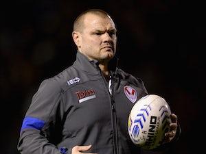 Cunningham named St Helens head coach